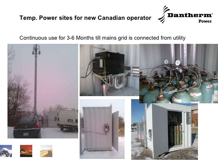 Dantherm Power March 2010 Plus