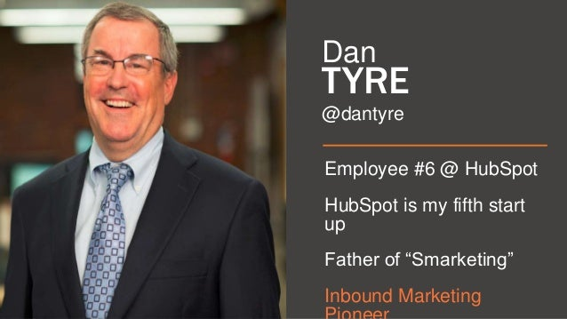 One Squared Presentation: Dan Tyre - Hiring & Motivating Sales Millennials Slide 3