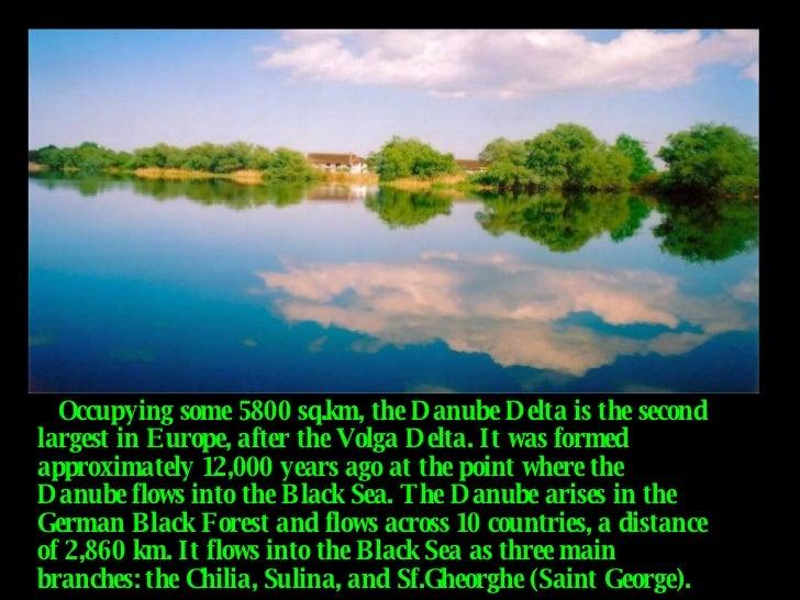 Danube Delta Slide 3
