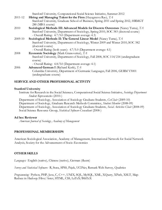 stanford resume template melo in tandem co