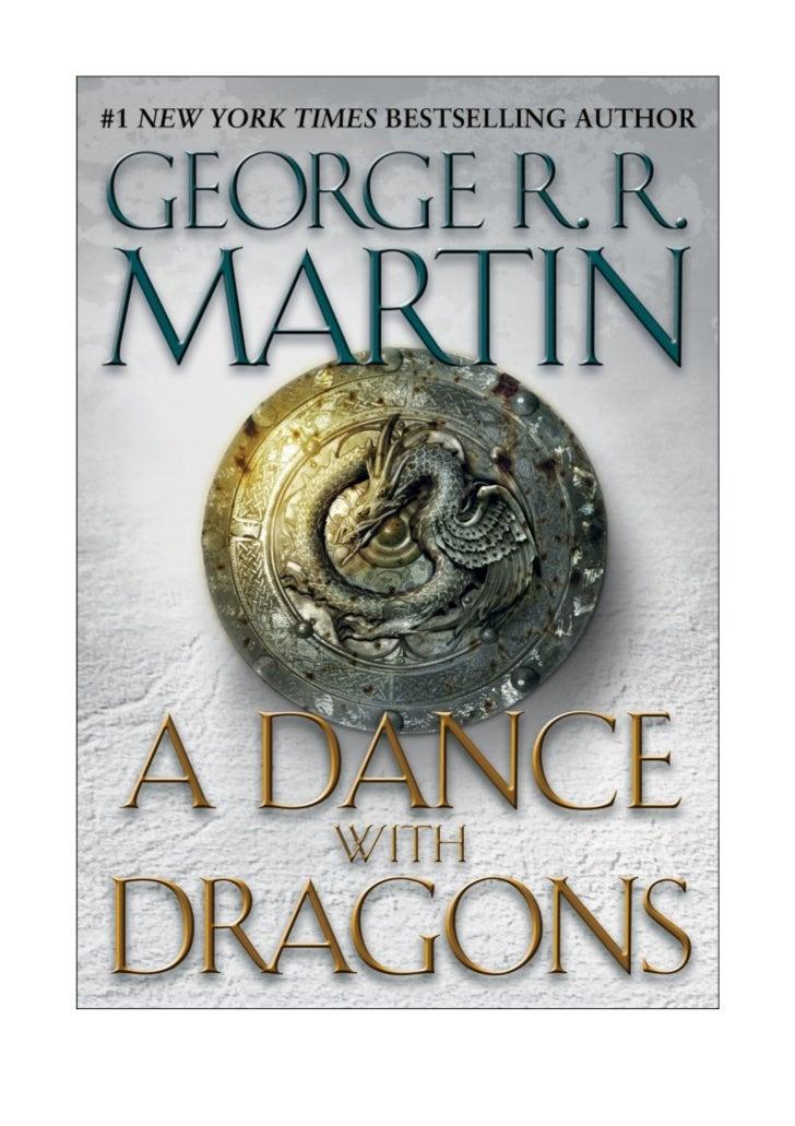 Danza con dragones george r.r. martin