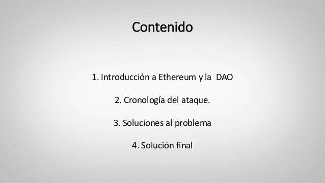 Dao (Decentralized Autonomous Organization) Slide 2