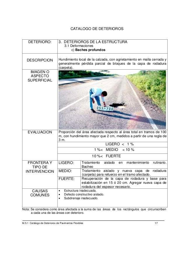 Fallas en los pavimentos - Tipos de pavimentos ...