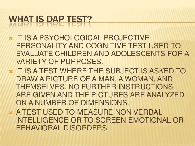 using the draw a man test as a personal neglect test This book provides insight into using the house-tree-person (h-t-p) and draw-a-person related products child abuse potential the test.