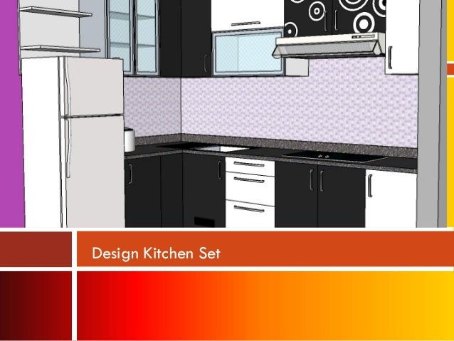 Dapur minimalis modern jasa pembuatan kitchen set for Kitchen set di surabaya
