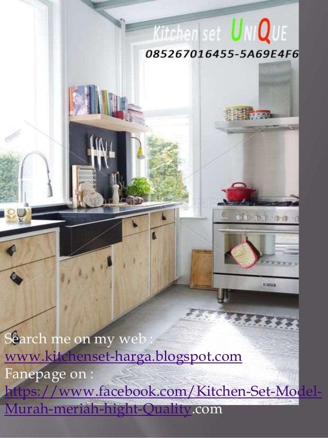 Dapur mungil tanpa kitchen set, harga kitchen set kecil ...