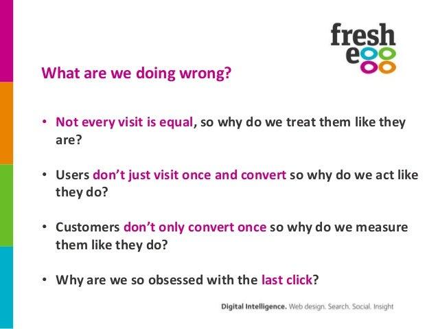 Next Generation Google Analytics: Smarter measurement = smarter marketing Slide 2