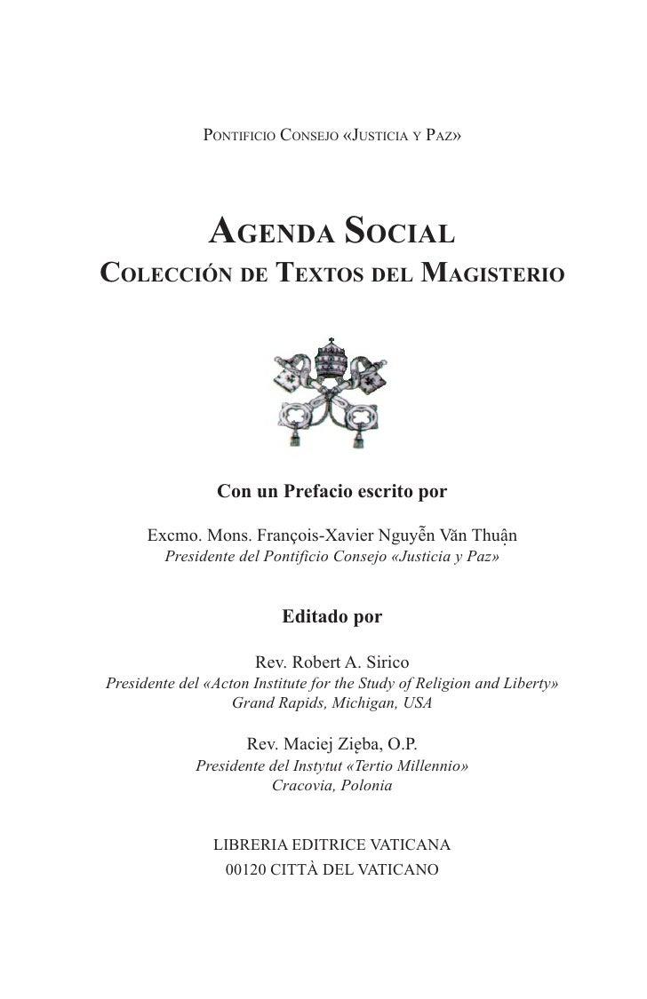 D:\Archivos De Mauricio F\ComisióN ConciliacióN Nacional\Comunicados Cartas Textos Claves\2000   Agenda Social Iglesia   C...