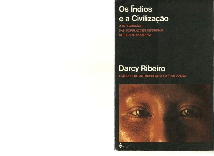Darcy Ribeiro                                                                  ~                                          ...