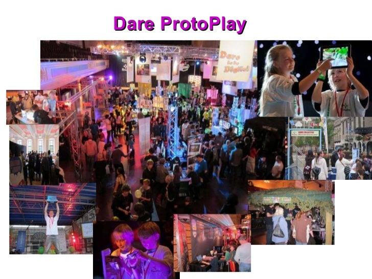 Dare to be Digital 2012 - Information presentation  Slide 3