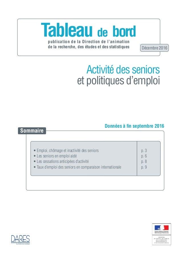 Vignette document Activité des seniors et politiques d'emploi