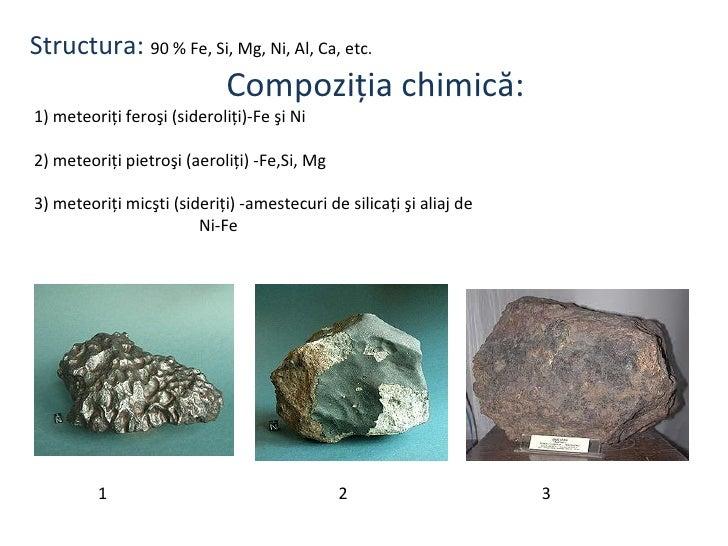 Daria, meteoriti Slide 3