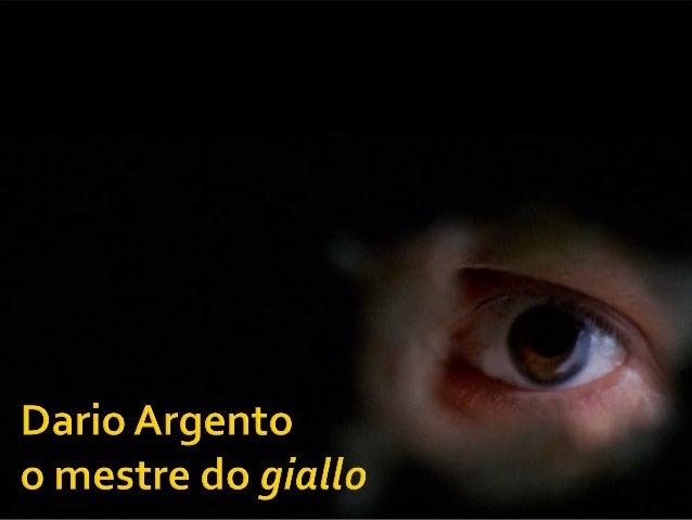  Expressionismo Alemão e Horror Clássico Inglês Cinema Moderno Italiano A influência de Mario Bava e Hitchcock