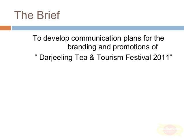 Darjeeling tea & tourism festival