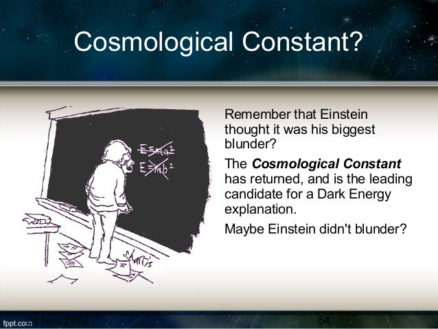 The Cosmological Constant and Dark Energy