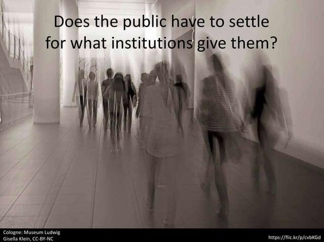 """http://politiken.dk/kultur/ECE2440162/danske-museer-famler-med-de-digitale-teknologier/ """"If I must be honest: Many museums..."""