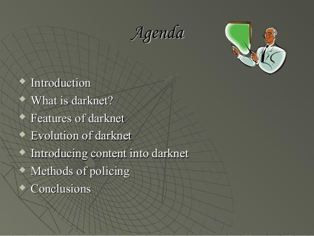Is the Darknet a glimpse into the web of the future?