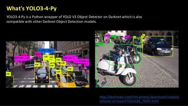 Darknet yolo