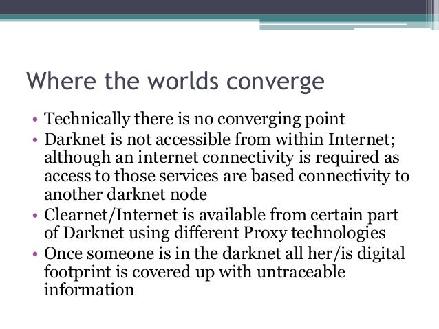 Darknet - Is this the future of Internet?