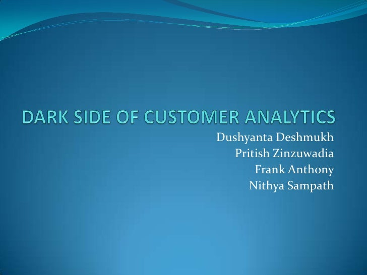 """report the dark side of customer """"the dark side is a pathway to many abilities some consider to be unnatural"""" – revenge of the sith dark architect of the galactic empire, palpatine is the ultimate star wars mastermind and, prior to the force awakens, the saga's preeminent villain."""