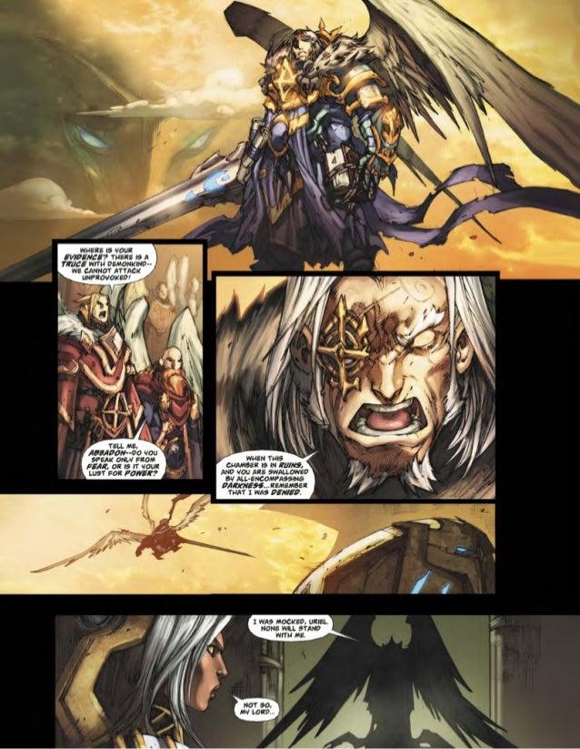 Darksiders Comic