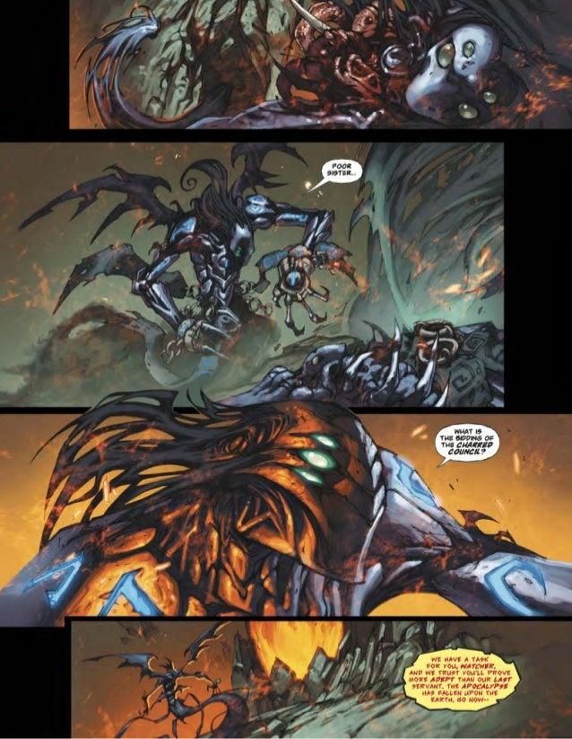 Uuu U >> Darksiders Comic