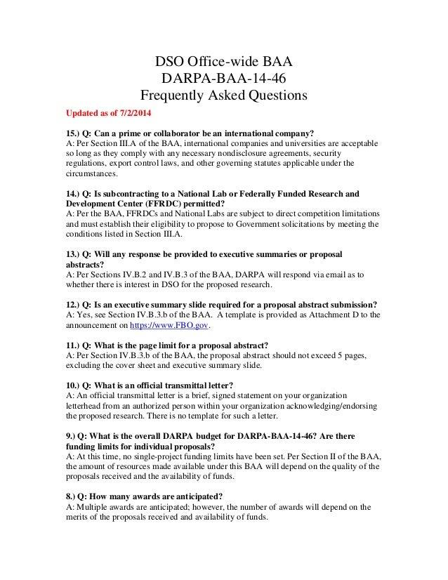 Darpa baa-14-46-fa qs v.1