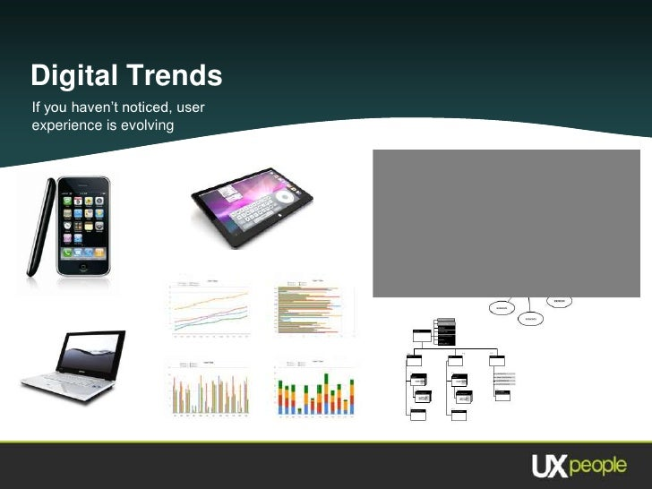 Digital Trends<br />What UX professionals can expect as we enter the second decade of the twenty first century.<br />Digit...