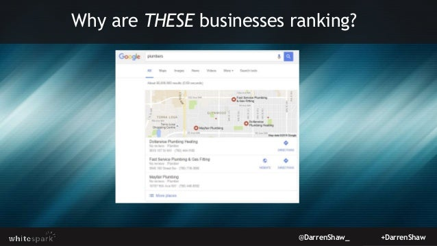 How Proximity Affects Local Search Results - Digital Olympus 2016 Slide 3