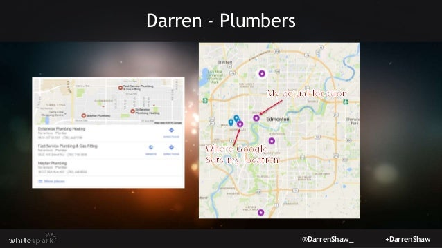 Darren shaw - proximity is the new top local search ranking factor - moz post Slide 2