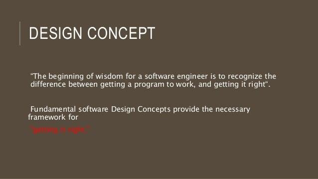 Design Concept Software Engineering