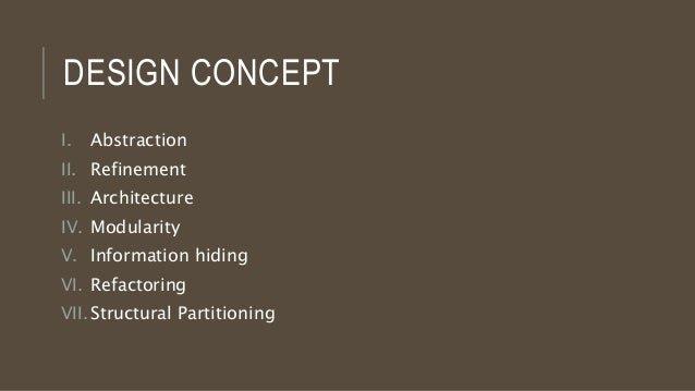 design concepts in software engineering pdf
