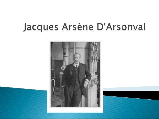  Pionero en la electroterapia Médico y físico francés. Realizó sus estudiosde Medicina en las universidades dePoitiers, ...