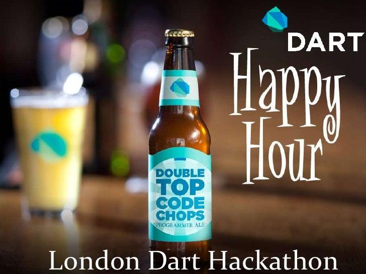 London Dart Hackathon