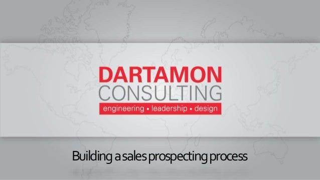 Buildingasalesprospectingprocess