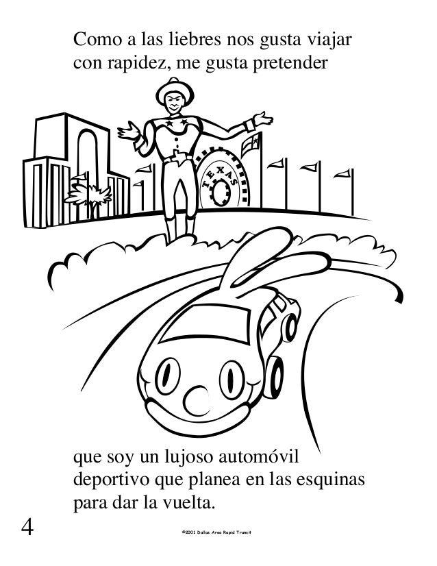 Dibujo Para Colorear Cuentos La Liebre Y La Tortuga Coloring