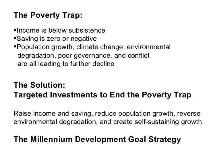 jeffrey d sachs the end of poverty In the end of poverty, jeffrey d sachs draws on his scholarly expertise and experience to argue that extreme global poverty can be eliminated by the year 2025, that is, if the wealthy nations of.