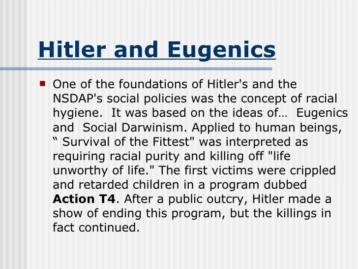social darwinism and the holocaust Darwinism and the nazi race holocaust by jerry bergman first published in: creation ex nihilo technical journal 13(2):101–111, 1999 leadi.