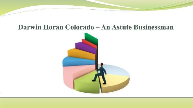 There are not very many Colorado based specialists who are as effective as Darwin Horan. He is the CEO and president of Ve...
