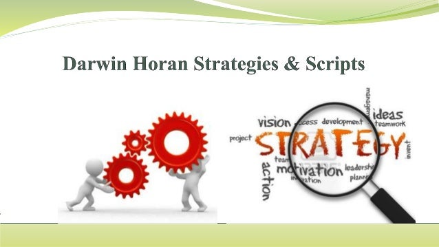 Utilize these strategies for Darwin Horan to assemble quickly a land COI or Center of Influence, database that will create...