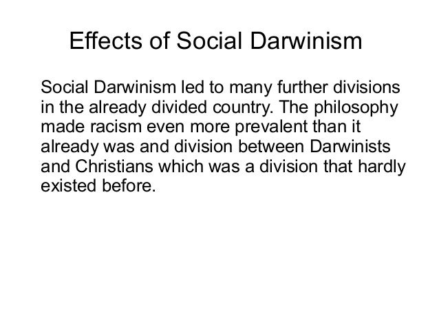 social darwinism in american society It is not only social darwinist supporters of laissez-faire capitalism who have   have invoked darwinism to prop up their visions of a more advanced society   sewell tells us that this is not mainly a book about religion.