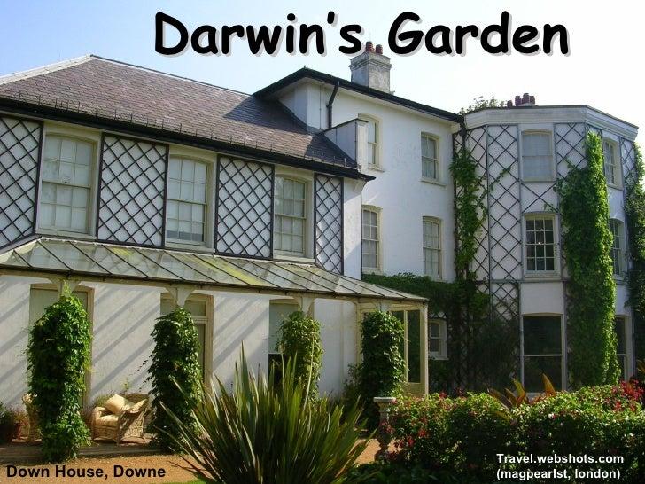Down House, Downe Darwin's Garden Travel.webshots.com  (magpearlst, london)