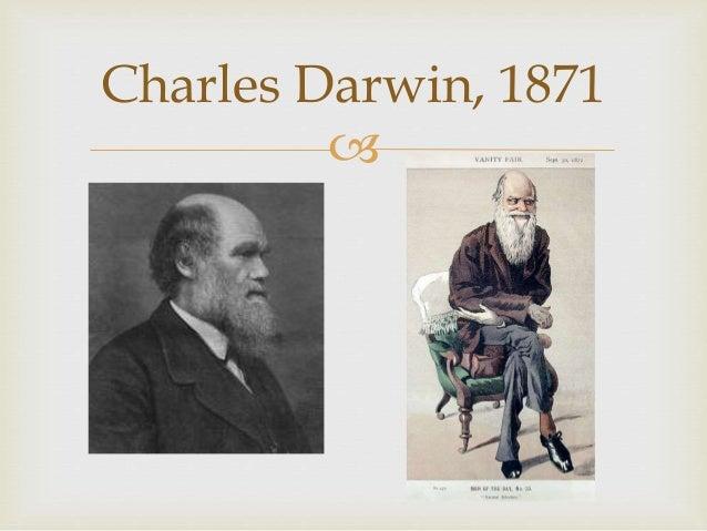 darwin on women