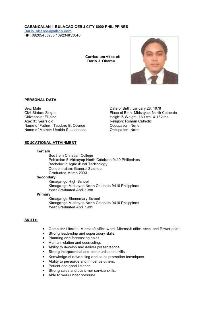 darz resume