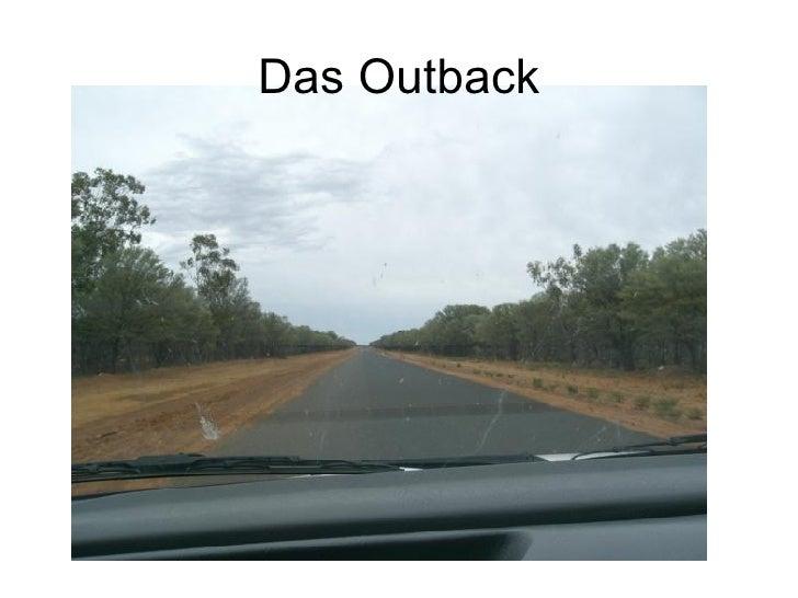 Das Outback
