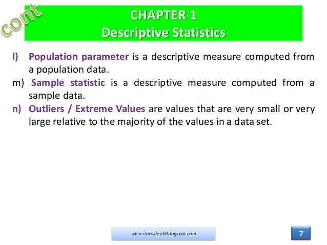 chapter 3 descriptive statistics numerical measures pelican stores Science since babylon (full text)  all the numerical constants were most cunningly contrived so as to yield the necessary periodicities and provide  chapter 3.