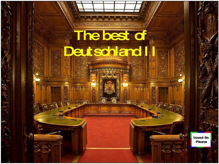 The best of Deutschland II