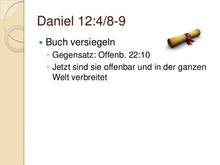 Gruppenaustausch Welche persönliche Erfahrungen hast  du mit der Auseinandersetzung mit  dem Buch Daniel erlebt? Was nim...