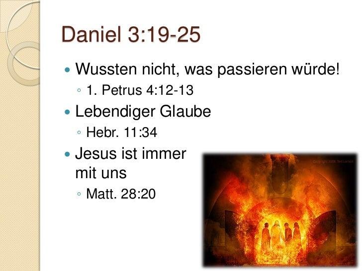 Gruppenarbeiten   Welche Symbolik hat das Feuer in der    Bibel?    ◦ mit Hilfe einer Konkordanz      Stellen im AT und N...