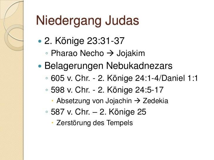 Daniel 1:3-7   Babylonische Einwirkung    ◦   die vornehmsten und besten der Jungen    ◦   Isolieren    ◦   Indoktriniere...